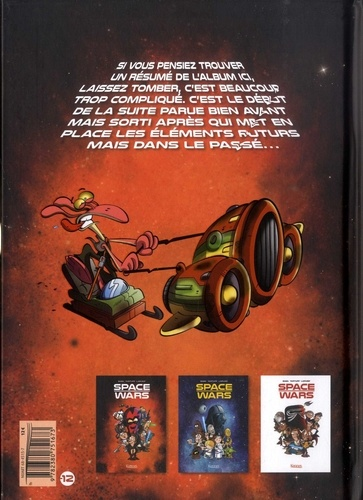 Space Wars Tome 1