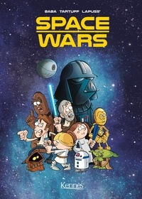 Baba et  Lapuss' - Space Wars Tome 2 : .