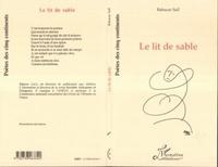 Babacar Sall - Le Lit de Sable.