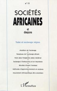 Babacar Sall - Traite et esclavage nègres.