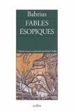 Babrius - Fables ésopiques.