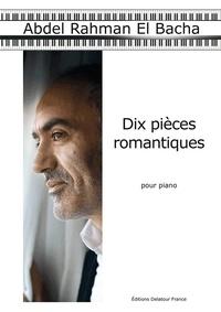 Bacha abdel rahma El - Le monde des enfants - six pieces pour piano.