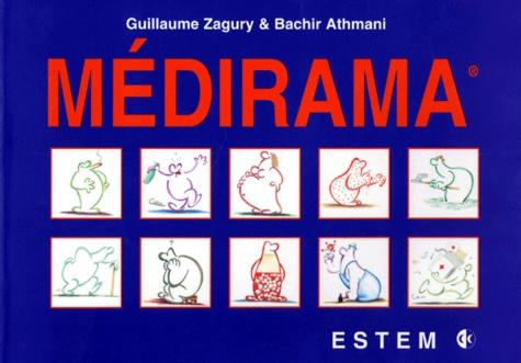 Bachir Athmani et Guillaume Zagury - Médirama.