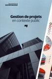 Bachir Mazouz - Gestion de projets en contexte public.