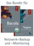 Bacula und Nagios - Netzwerk-Backup und -Monitoring.
