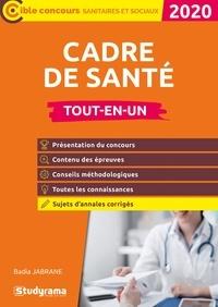 Téléchargez des manuels gratuitement en pdf Concours cadre de santé  - Tout-en-un 9782759042210  (French Edition)