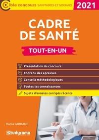 Badia Jabrane - Concours Cadre de santé - Tout-en-un.
