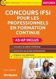 Badia Jabrane - Concours IFSI pour les AS-AP.