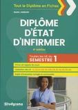 Badia Jabrane - Diplôme d'Etat d'infirmier - Toutes les UE du semestre 1.
