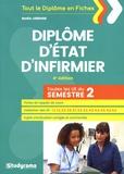 Badia Jabrane - Diplôme d'Etat d'infirmier - Toutes les UE du semestre 2.