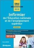 Badia Jabrane - Infirmier de l'Education natioanle et de l'enseignement supérieur - Catégorie A, tout-en-un inclus annales 2018.