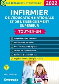 Badia Jabrane - Infirmier de léducation nationale et de l'enseignement supérieur - 2022.