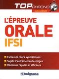 Badia Jabrane - L'épreuve orale IFSI.