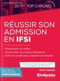 Badia Jabrane - Réussir son admission en IFSI.