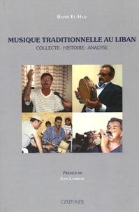 Musique traditionnelle au Liban - Collecte, histoire, analyse.pdf