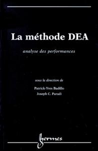 LA METHODE DEA. Analyse des performances.pdf