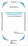 Bagher Momeni - La littérature de la Révolution constitutionnelle de l'Iran - Le cas de Fath Ali Akhound-zadé.
