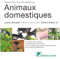 Bakame Editions et Fatoumata Leila Diallo - Animaux domestiques - Jawle neeteede, Dalise maxuru daxi, Sokono beyan nu.