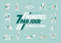Bakary Sissako et Hélène Jamesse - Ephéméride 7 minutes par jour de fitness & yoga.
