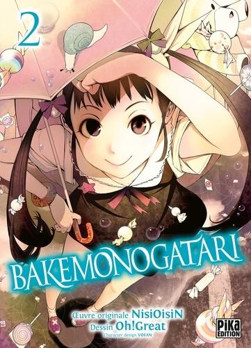 Bakemonogatari T02 - 9782811651039 - 4,49 €