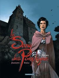 Balac et Joël Parnotte - Le Sang des Porphyre Tome 5 : Aurore.