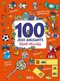 Ballon - 100 jeux : Saint-Nicolas dès 4 ans.