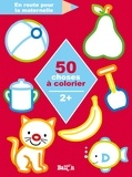 Ballon - 50 choses à colorier - 2 +.