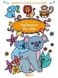Ballon - Animaux du zoo.
