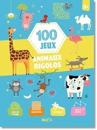 Ballon - Animaux rigolos - 100 jeux.