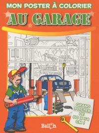 Ballon - Au garage.