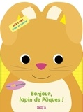 Ballon - Bonjour, lapin de Pâques !.