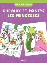 Ballon - Chevaux et poneys - Les princesses.