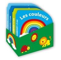 Ballon - Coffret Bambinos - Les animaux ; Les premiers mots ; Les couleurs ; J'apprends à compter.