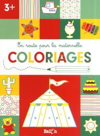 Ballon - Coloriages 3+.