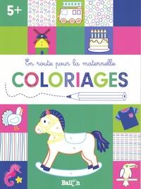Ballon - Coloriages 5+.