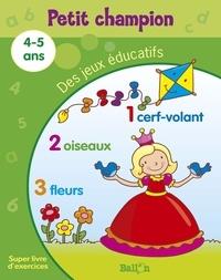 Ballon - Des jeux éducatifs 4-5 ans.