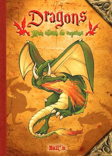 Ballon - Dragons - Mon album de copains.