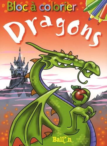 Ballon - Dragons.