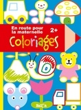 Ballon - En route pour la maternelle - Coloriages 2+.