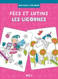 Ballon - Fées et lutins - Les licornes.
