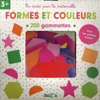 Ballon - Formes et couleurs - 200 gommettes.