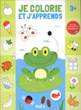 Ballon - Je colorie et j'apprends 3+.
