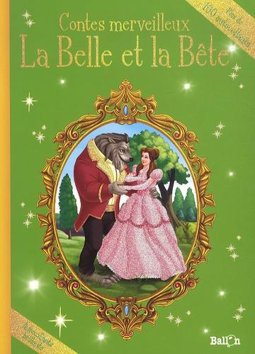 Ballon - La Belle et la Bête.