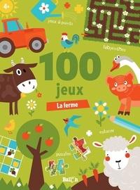 Ballon - La ferme - 100 jeux.