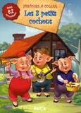 Ballon - Les 3 petits cochons.