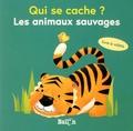 Ballon - Les animaux sauvages.