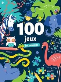 Ballon - Les animaux - 100 jeux.