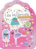 Ballon - Les ballerines - Avec des pièces à détacher et plus de 200 autocollants.
