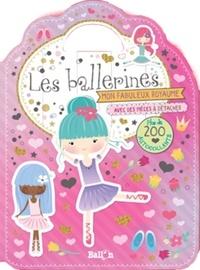 ebooks best sellers téléchargement gratuit Les ballerines  - Avec des pièces à détacher et plus de 200 autocollants par Ballon in French 9789403213347 DJVU CHM