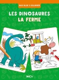 Ballon - Les dinosaures - La ferme.